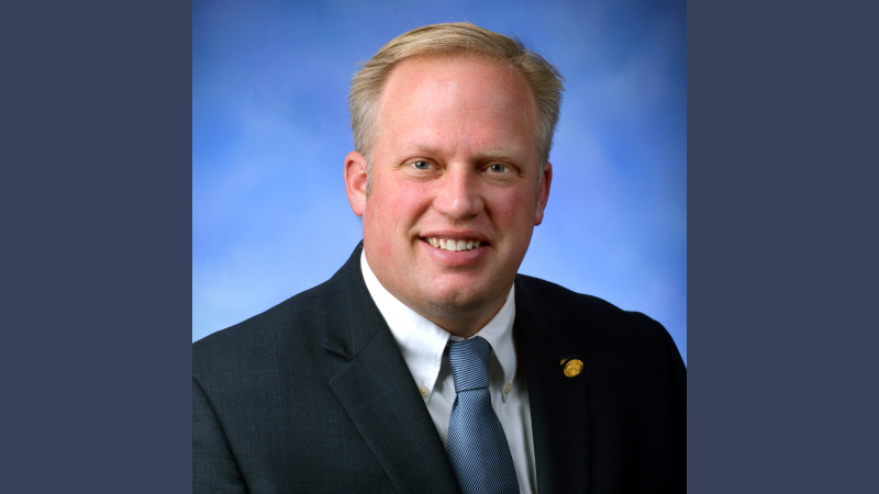 Rep Luke Meerman